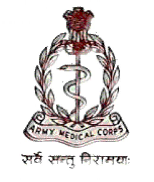 Army Medical Corps Crest The Army Medical Corps